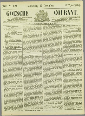 Goessche Courant 1896-12-17