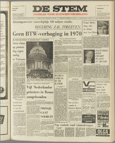 de Stem 1969-10-16