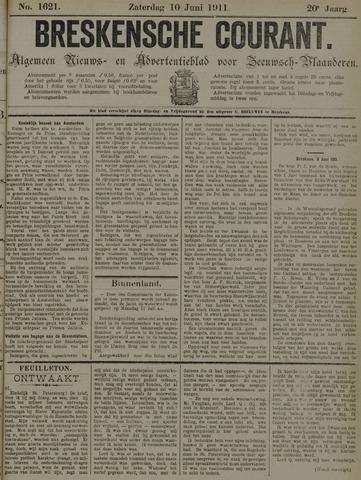 Breskensche Courant 1911-06-10