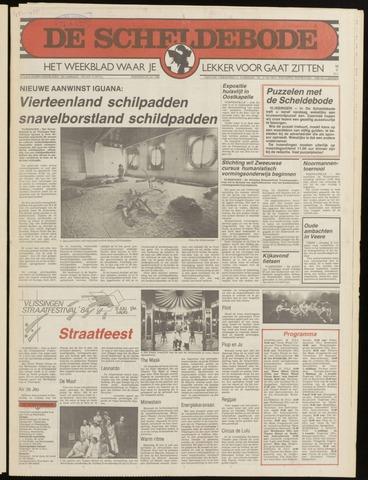 Scheldebode 1984-07-25
