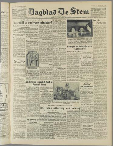 de Stem 1950-02-21