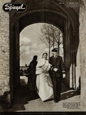 Watersnood documentatie 1953 - tijdschriften 1953-03-21