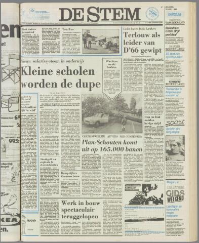 de Stem 1982-07-16