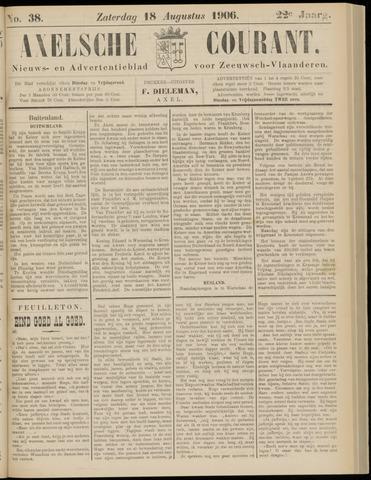 Axelsche Courant 1906-08-18