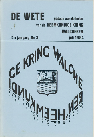 de Wete 1984-07-01
