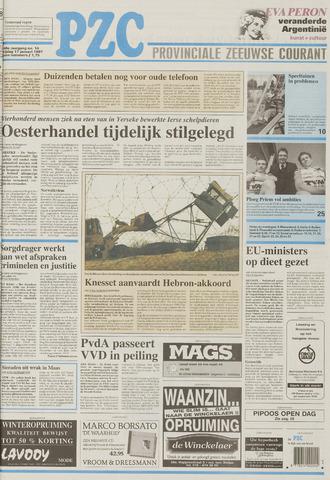 Provinciale Zeeuwse Courant 1997-01-17