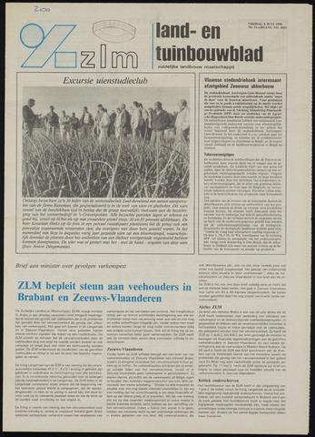 Zeeuwsch landbouwblad ... ZLM land- en tuinbouwblad 1990-06-08
