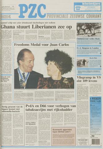 Provinciale Zeeuwse Courant 1996-05-13
