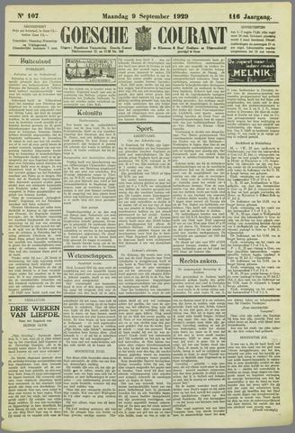 Goessche Courant 1929-09-09
