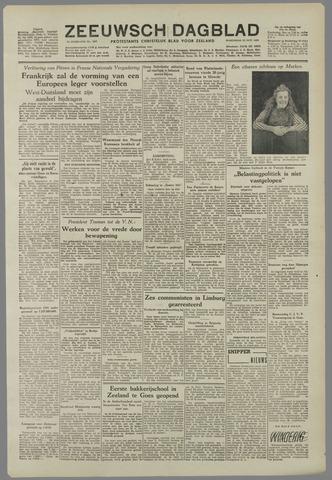 Zeeuwsch Dagblad 1950-10-25