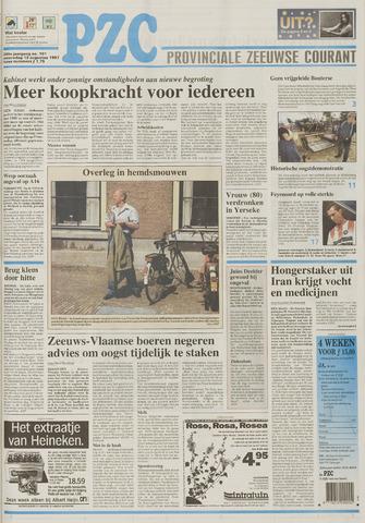 Provinciale Zeeuwse Courant 1997-08-13