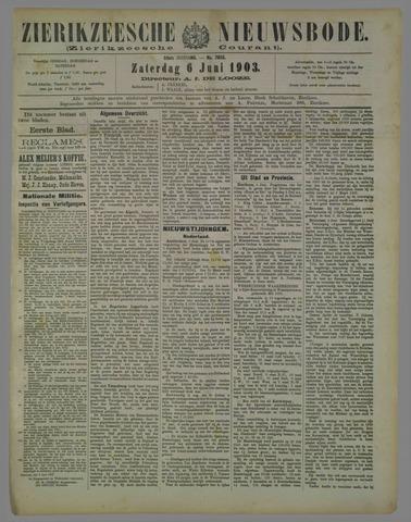 Zierikzeesche Nieuwsbode 1903-06-06
