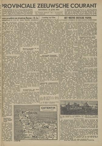 Provinciale Zeeuwse Courant 1944-06-19