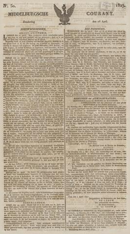 Middelburgsche Courant 1827-04-26
