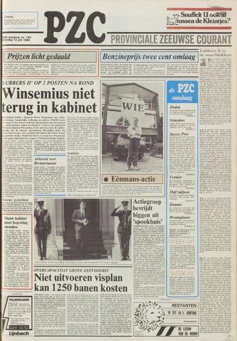 Provinciale Zeeuwse Courant 1986-07-12