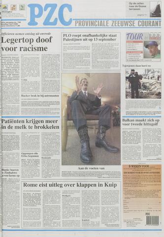 Provinciale Zeeuwse Courant 2000-07-04