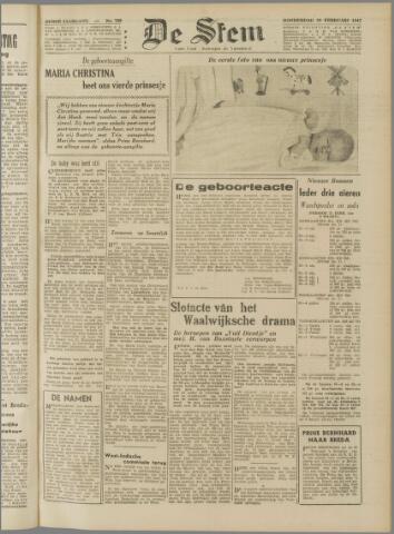 de Stem 1947-02-20