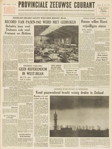 Provinciale Zeeuwse Courant 1965-04-20
