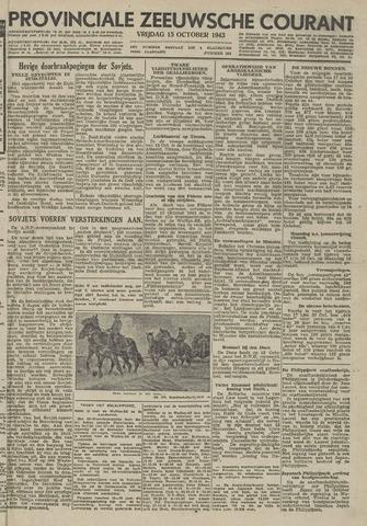 Provinciale Zeeuwse Courant 1943-10-15