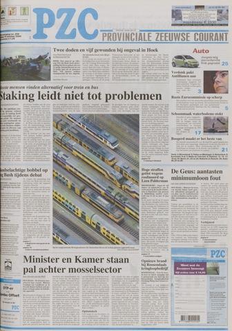 Provinciale Zeeuwse Courant 2004-10-15
