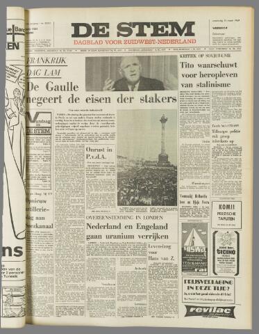 de Stem 1969-03-12