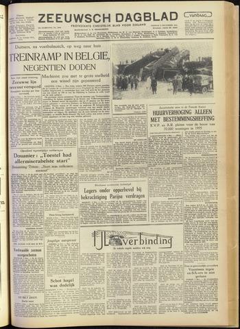 Zeeuwsch Dagblad 1954-12-03