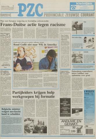 Provinciale Zeeuwse Courant 1994-05-31