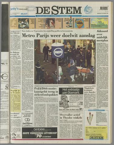 de Stem 1996-12-04