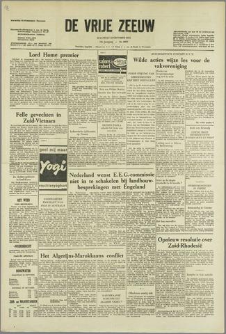 de Vrije Zeeuw 1963-10-21