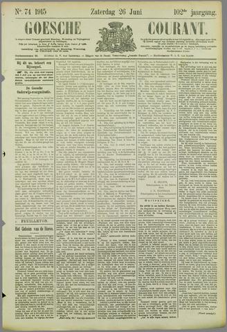 Goessche Courant 1915-06-26