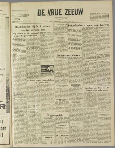 de Vrije Zeeuw 1961-07-03
