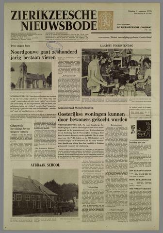 Zierikzeesche Nieuwsbode 1976-08-03