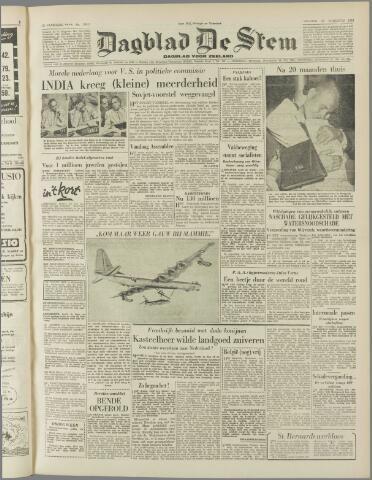 de Stem 1953-08-28