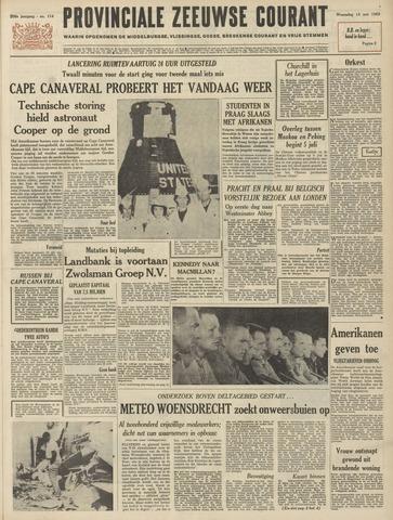 Provinciale Zeeuwse Courant 1963-05-15