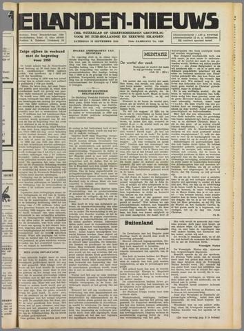 Eilanden-nieuws. Christelijk streekblad op gereformeerde grondslag 1949-09-24