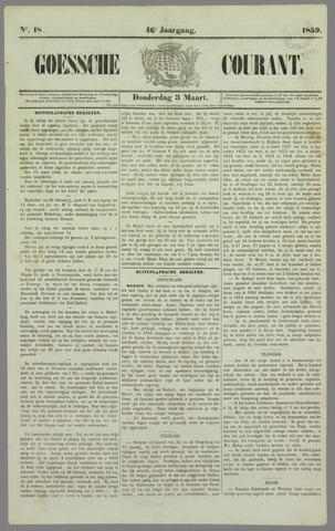 Goessche Courant 1859-03-03