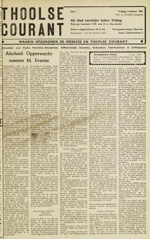 Ierseksche en Thoolsche Courant 1950