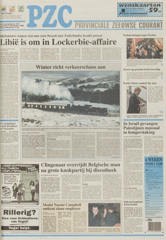 Provinciale Zeeuwse Courant 1998-12-07
