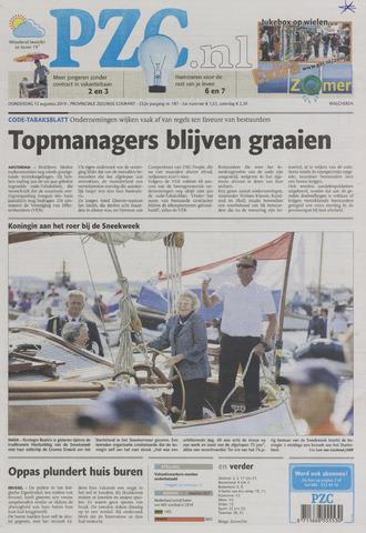 Provinciale Zeeuwse Courant 2010-08-12