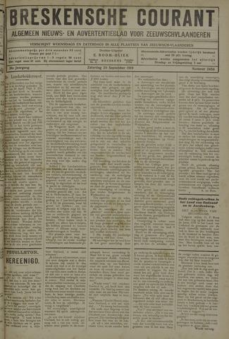 Breskensche Courant 1919-09-20