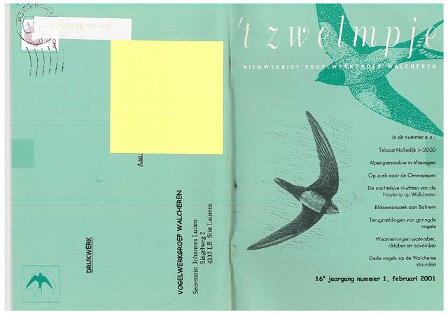 't Zwelmpje 2001-02-01