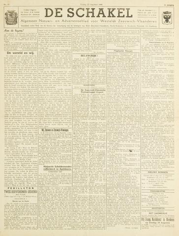 De Schakel 1946-08-23