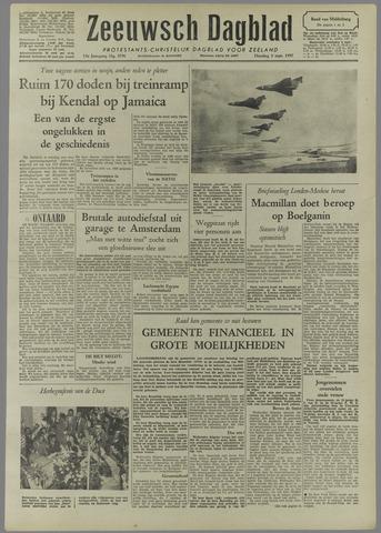 Zeeuwsch Dagblad 1957-09-03