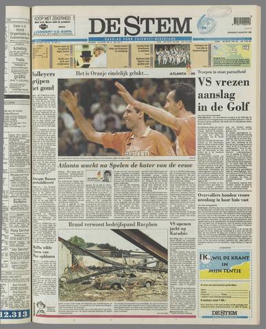 de Stem 1996-08-05