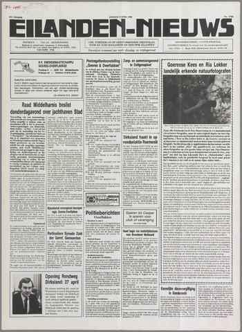 Eilanden-nieuws. Christelijk streekblad op gereformeerde grondslag 1989-04-04
