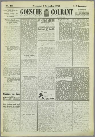 Goessche Courant 1930-11-05
