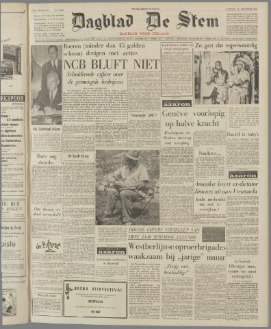 de Stem 1963-08-13