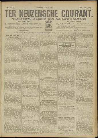 Ter Neuzensche Courant. Algemeen Nieuws- en Advertentieblad voor Zeeuwsch-Vlaanderen / Neuzensche Courant ... (idem) / (Algemeen) nieuws en advertentieblad voor Zeeuwsch-Vlaanderen 1915-06-01