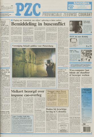 Provinciale Zeeuwse Courant 1995-02-09
