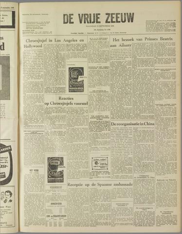 de Vrije Zeeuw 1959-09-21